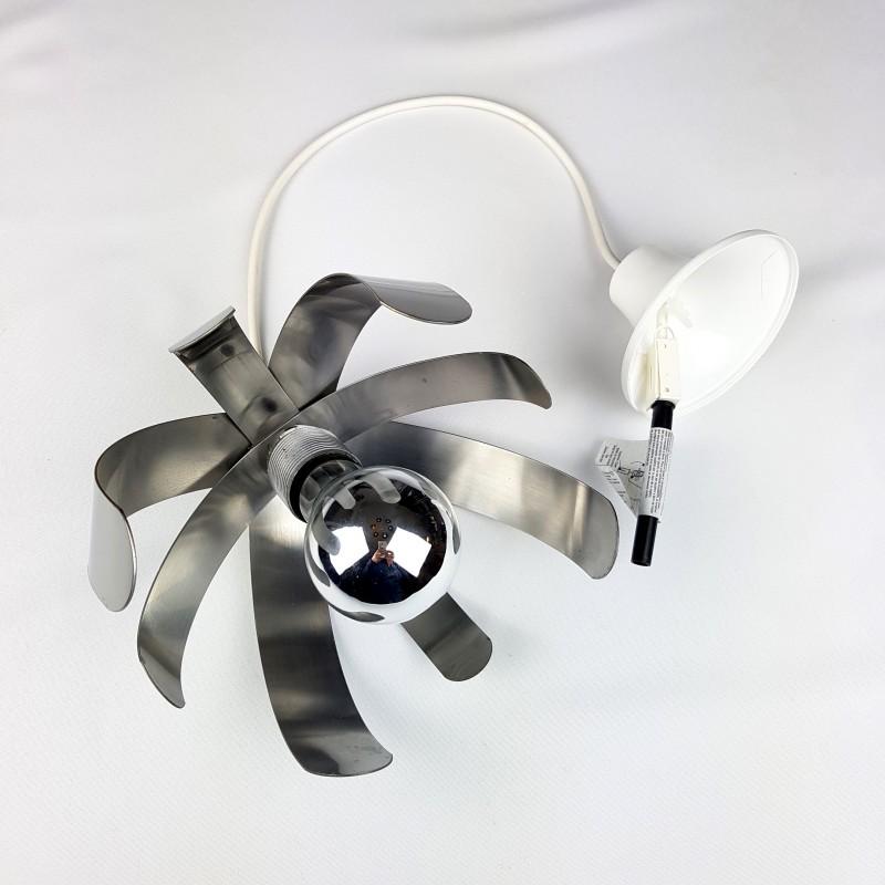 fleur chromé inox DLG Oxar Design