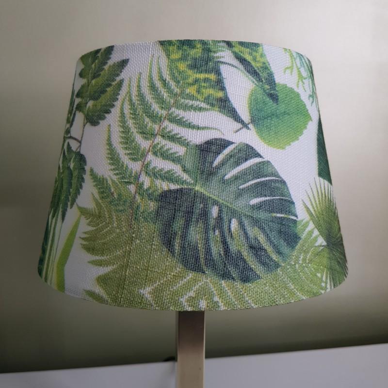 En Jungle Lampe Jour Paire Chevet De Laiton Abat hdtQsrCx
