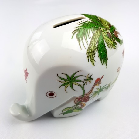Tirelire éléphant Design Luigi Colani