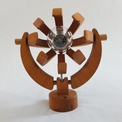 Applique Scandinave orientable en bois