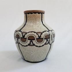 Vase Keramis Boch La Louvière Charles Catteau 15 cms