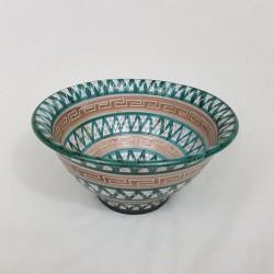 Saladier en céramique Robert Picault Vallauris