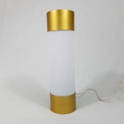 """Lampe """"fusible"""" ALSI  ampoule néon 1980"""