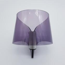 Applique plexiglas altuglass vintage (dlg Michel Dumas)