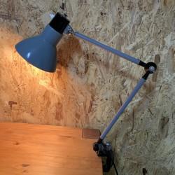 Lampe d'atelier ancienne SuperChrome