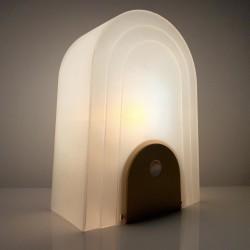 Lampe en plastique Targetti Sankey plastique jaune