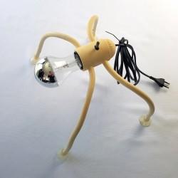 """Rare Lampe à poser """"EDDY"""" Design Marco Ferreri  et Carlo Bellini pour Luxo 1986"""