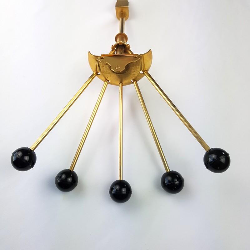 porte manteau parapluie pliant pateres serjac dor le. Black Bedroom Furniture Sets. Home Design Ideas